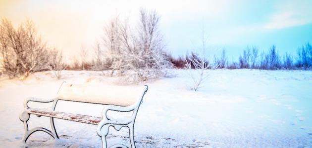 صورة حلم الثلج , الثلج في المنام