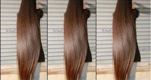 طرق تطويل الشعر , وصفات لتطويل الشعر