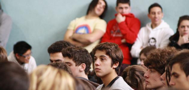 صورة ما اهم مشاكل المراهقين , صراعات في سن المراهقة