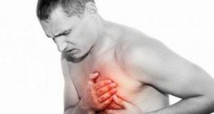 صورة تشخيص الجلطة القلبية , اعراض النوبة القلبية