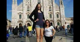 صورة اطول امراة في العالم , صور لاجمل فتايات طوال القامة