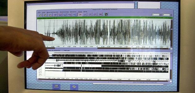 صورة مقياس العزم الزلزالي , كم عدد درجات مقياس ريختر