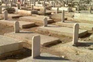 صورة حكم تجصيص القبور والبناء عليها , ما هي تجصيص القبور