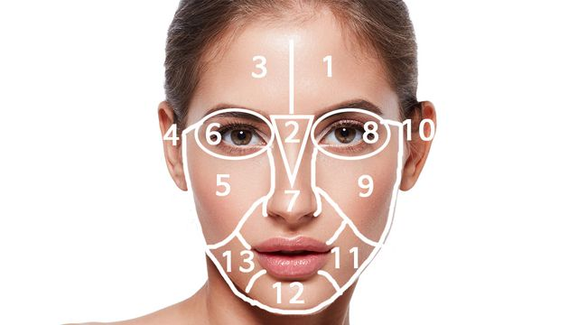 صورة ظهور بثور في الوجه , انواع حبوب الوجه