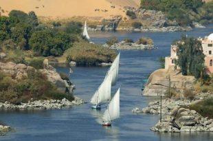 صورة اطول نهر في العالم , معلومات عن اطول الانهار