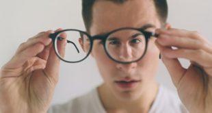 صورة اعراض الاصابة بقصر النظر , هل قصر النظر يسبب العمي