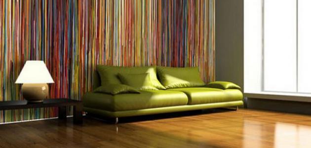 صورة عيوب ورق الجدران , مشاكل ورق الحوائط