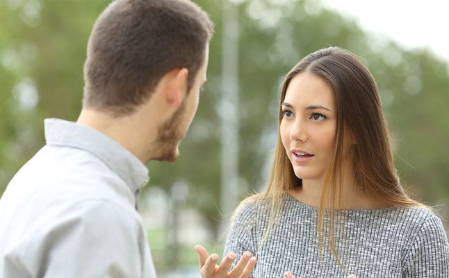 صورة جعل الزوج يستمع للزوجة , كيف اجعل زوجي يصارحني