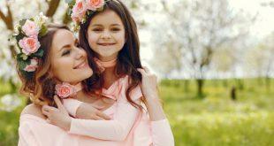 كلمة عن الام